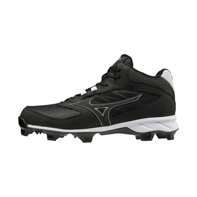 Mizuno Advanced Dominant Mid Mens Molded Baseball Cleats
