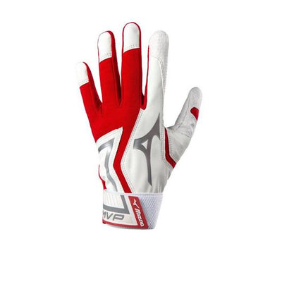 Mizuno MVP Adult Batting Gloves