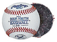 Rawlings - Official Dixie League Youth Competition Grade Baseball - RDYB1