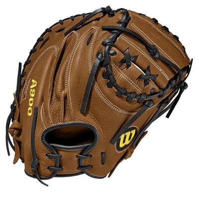 Wilson A900 34 inch Catchers Mitt A09RB20CM34
