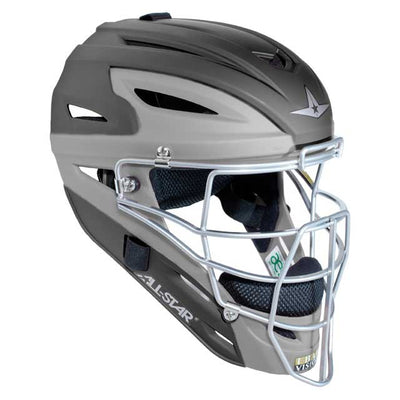 Allstar Vela Fastpitch Softball Youth Catchers Helmet