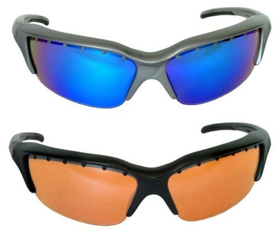 Bangerz Forceflex Flow-Through Baseball/Softball Sunglasses | HS8700