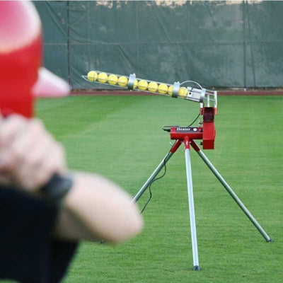 "Trend Heater Heavy Duty 12"" Softball Pitching Machine  HTR6000SB"