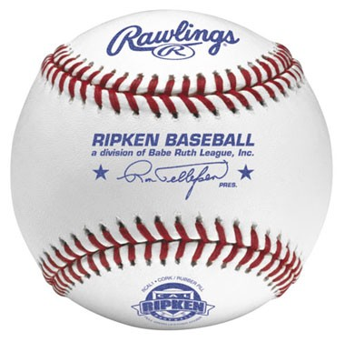 Rawlings - Official Cal Ripken League Competition Grade Baseball - RCAL1
