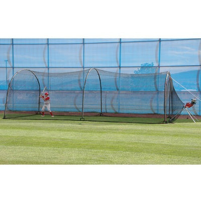 Trend Sports Heater Extended 30' Home Batting Cage XT30