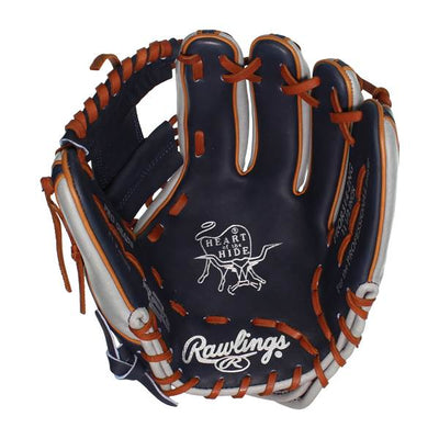 Rawlings Heart of the Hide R2G 11.5 inch Infield Glove PROR314