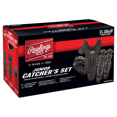 Rawlings Players Series Ages 9 and Under Catcher's Set