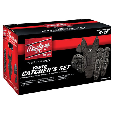 Rawlings Players Series Ages 9-12 Catcher's Set