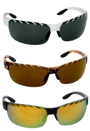 Bangerz Forceflex Flow-Through Baseball/Softball Sunglasses | HS6800