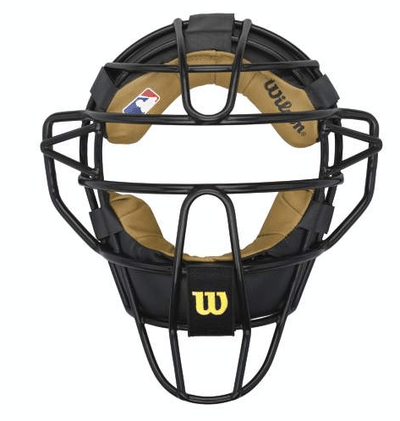 Wilson DYNA LITE Steel Catchers Facemask