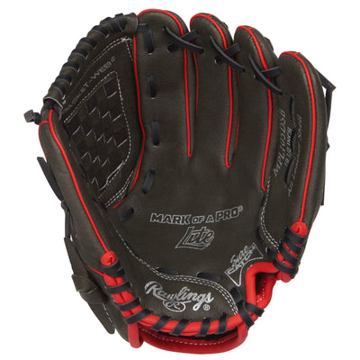 rawlings-mark-of-a-pro-light-mpl105dsb-youth-glove