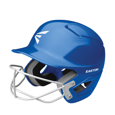 Easton Alpha Solid Fastpitch Softball Helmet with Mask