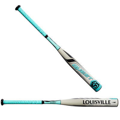Louisville Slugger Quest Fastpitch Softball Bat Drop 12 FPQUD1220