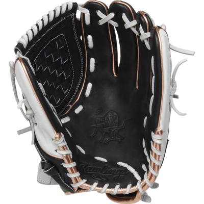 Rawlings Heart of the Hide 12 inch Fastpitch Softball Glove  PRO120SB-3BRG