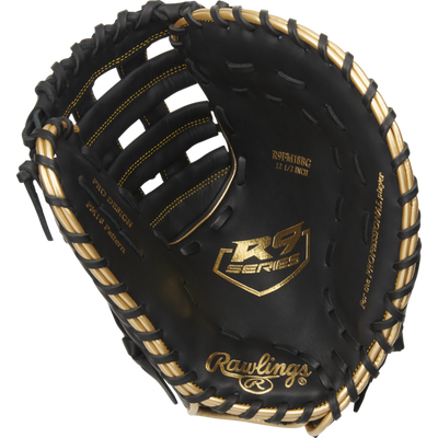 Rawlings R9 12.5 inch First Base Glove R9FM18BG