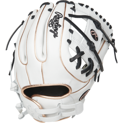 Rawlings Liberty Advanced 11.75 inch White Fastpitch Softball Glove RLA715-2WB