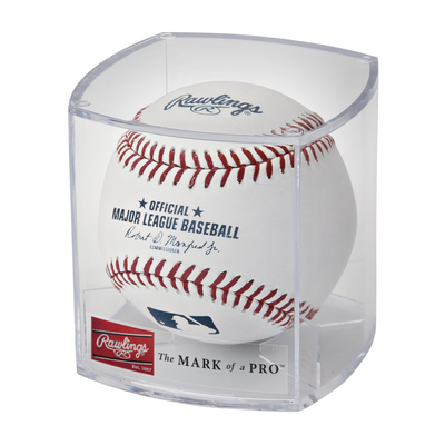 Rawlings - Official Major League Baseball with Display Box - ROMLB-R
