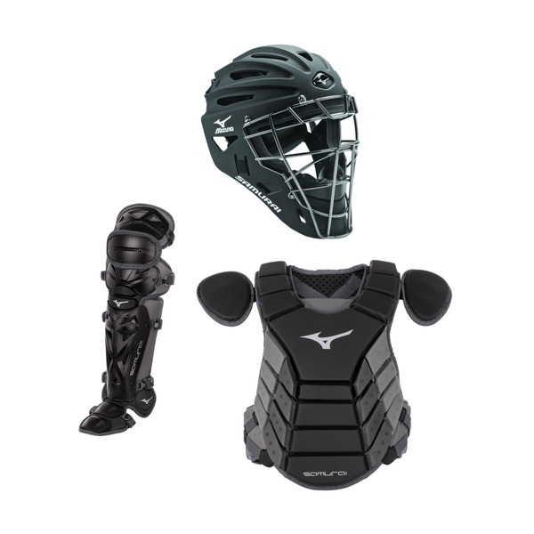 Mizuno Samurai Youth Catchers Gear Set SAMSETY 77cef641d5