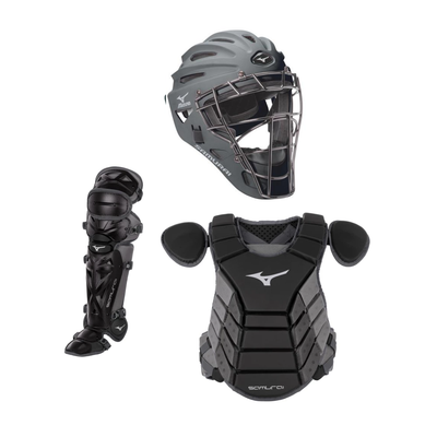 Mizuno Samurai Youth Catchers Gear Set SAMSETY