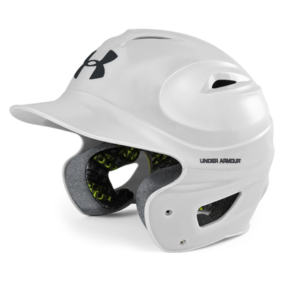 Under Armour Matte Molded Adult Baseball Helmet UABH-100MM