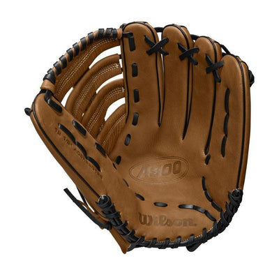 Wilson A900 12.5 inch Outfield Glove A09RB20125