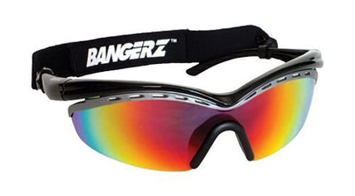 Bangerz Wrap-Around Vented Baseball/Softball Sunglasses | HS8500