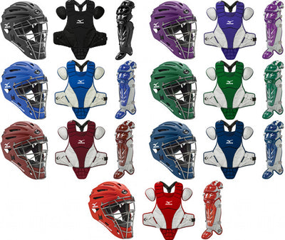 mizuno samurai adult catchers set mizuno youth catchers gear