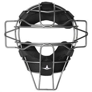 All Star Umpire Mask Lightweight Ultracool Pads | FM25TI-UMP-LUC