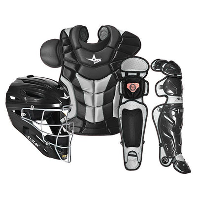 Allstar System Seven Adult Baseball Catchers Set
