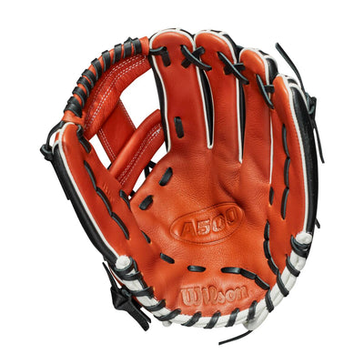 Wilson A500 11.5 inch Youth Infield Baseball Glove