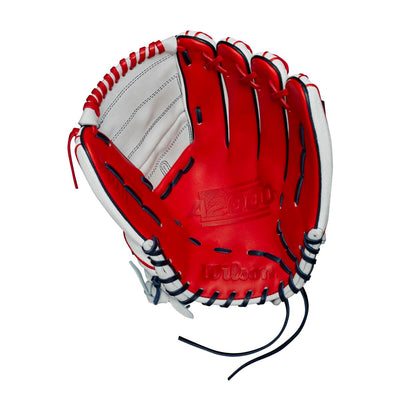Wilson A2000 Fastpitch MA14 12 inch Monica Abbott Softball Pitchers Glove