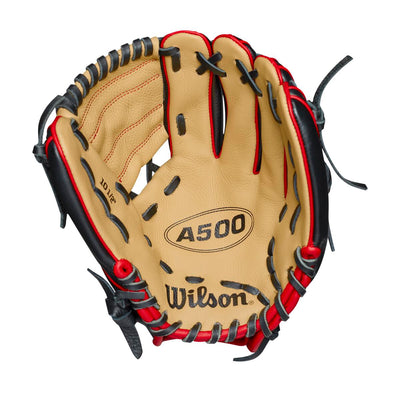 Wilson A500 10.5 inch Youth Baseball Glove