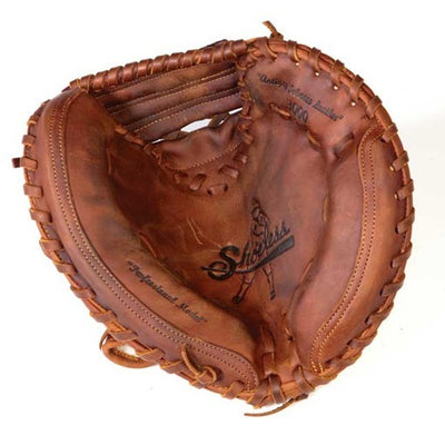 Shoeless Joe Junior 30 in Catcher's Mitt