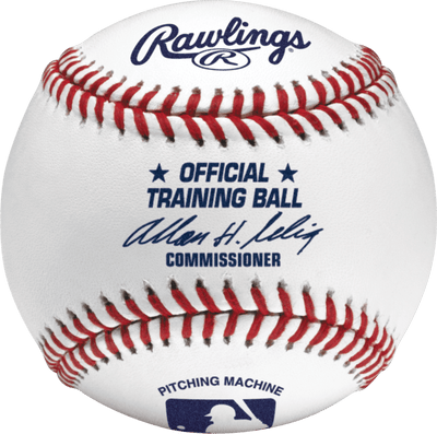 Rawlings Kevlar Stitch Leather Practice Baseball | ROPM