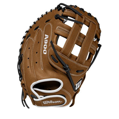 Wilson Aura 33 inch Fastpitch Softball Catchers Mitt A09RF20FPCM