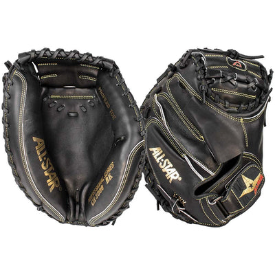 All Star Pro Elite CM3000SBK 33.5 in Catchers Mitt