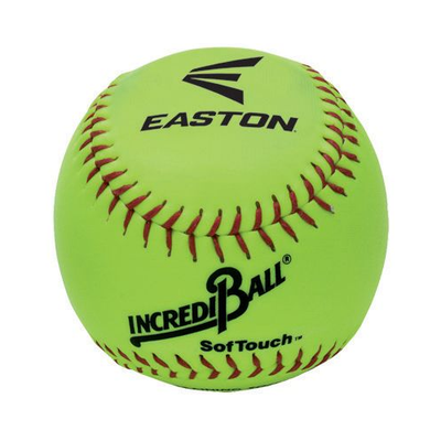 Easton 11 inch SoftTouch Training Balls