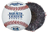 Rawlings - Official Babe Ruth League Competition Grade Baseball - RBRO1