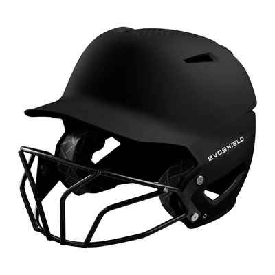 Evoshield XVT Matte Softball Helmet with Mask WTV7135