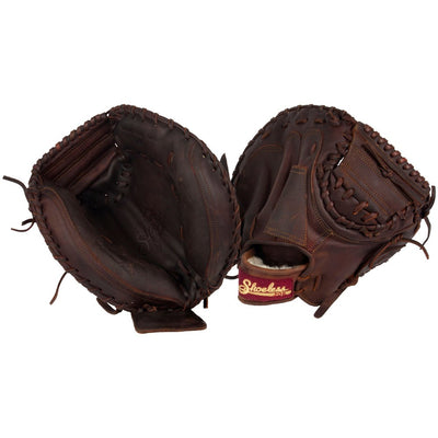 Shoeless Joe 34 Shoeless Joe 3200CM Baseball Catchers Mitt