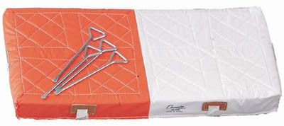 Champion Sports Full Size Double First Base | M155