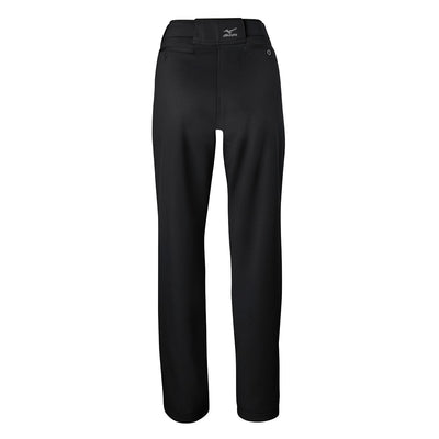 mizuno-womens-full-length-softball-pant-black-backt
