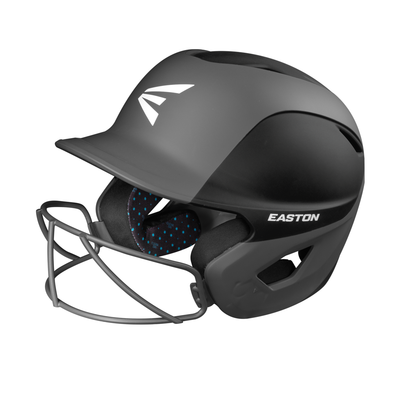 Easton Ghost Matte Two Tone Fastpitch Softball Helmet with Mask