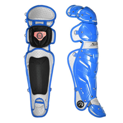allstar-professional-series-16-5-in-catchers-leg-guard-lg30wpro