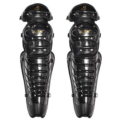 All Star Double Knee Umpire Leg Guards
