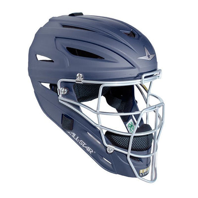 all-star-mvp2500m-matte-finish-catchers-helmet