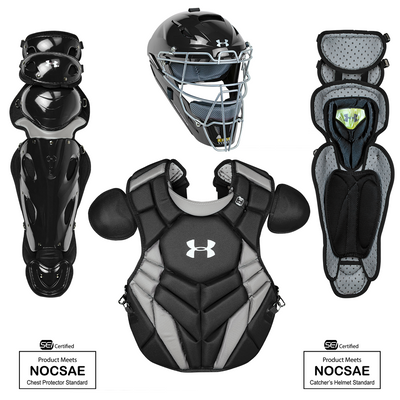 Under Armour Pro 4 Intermediate Catchers Gear Set UACKCC4-SRP