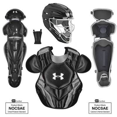 Under Armour Converge Victory Series Youth Catchers Gear Set UACKCC4-YVS