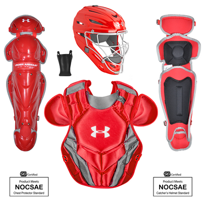 Under Armour Converge Victory Series Junior Catchers Gear Set UACKCC4-JRVS