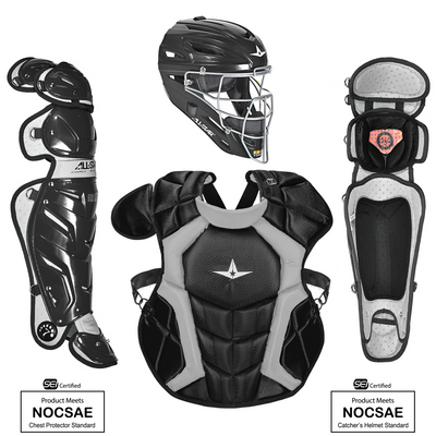 All Star System Seven SEI Certified Adult Catchers Set CKCCPRO1
